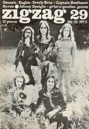 Genesis/ Eagles/ Everly bros/ Capt. Beefheart/ Byrds