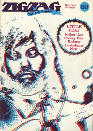 Little Feat/ Arthur Lee/ Sneaky Pete Kleinow/ Lindisfarne/ Nico/ Neil Young