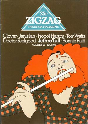 Jethro Tull/ Clover/ Janis Ian/ Procol Harum/ Tom Waits/ Dr.Feelgood/ Bonnie Raitt