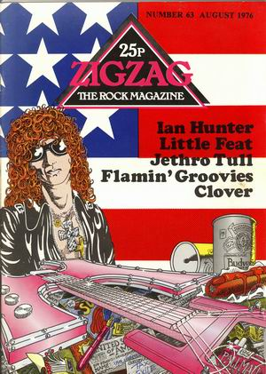Ian Hunter/ Little Feat/ Jethro Tull/ Flaming Groovies/ Clover